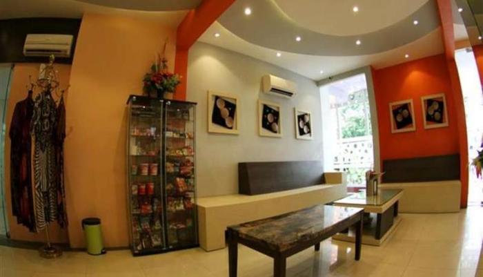Guest House Bintang 3 Semarang - ruang tunggu