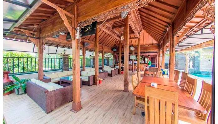 Alinson Boutique Resident Batam - Restoran