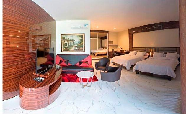Alinson Boutique Resident Batam - Deluxe Twin
