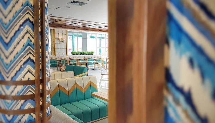 Astara Hotel Balikpapan - Aqva Restaurant