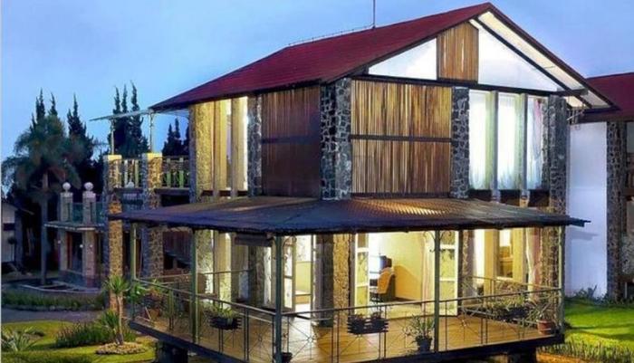Villa Anyelir Bandung - Eksterior