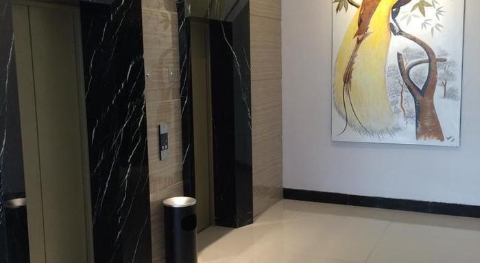 Grand Cendrawasih Hotel Makassar - Interior