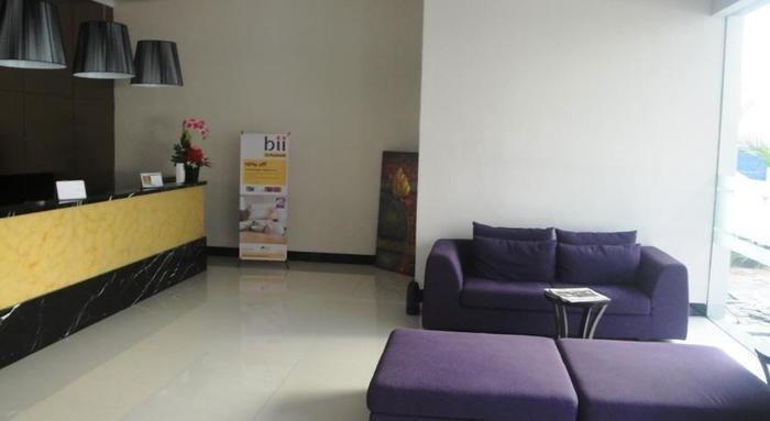 Grand Cendrawasih Hotel Makassar - Lobi