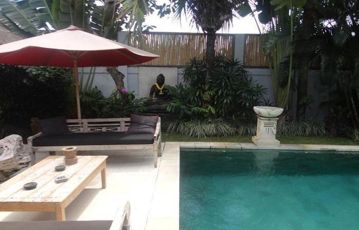 Villa Kamar Madu Seminyak Bali - Fasilitas
