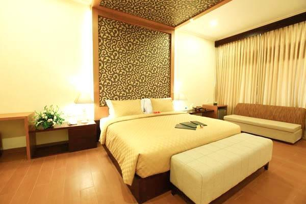 Natya Hotel Tanah Lot - Kamar Tamu