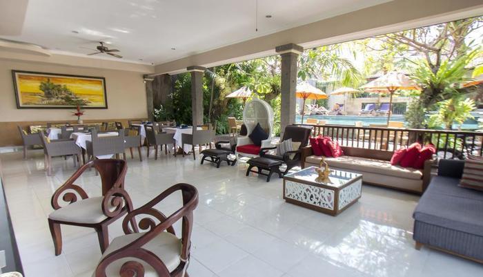 Natya Hotel Tanah Lot - Lobby