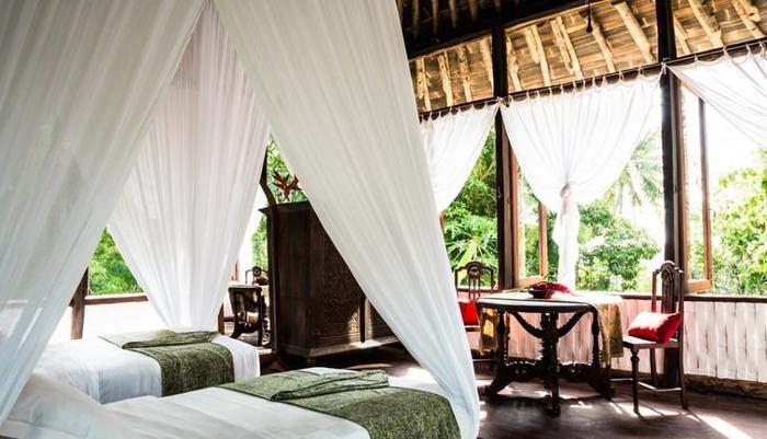 Bambu Indah Villa Bali - Orin (23/Dec/2013)