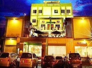 Bunda Hotel Padang - Tampak Luar