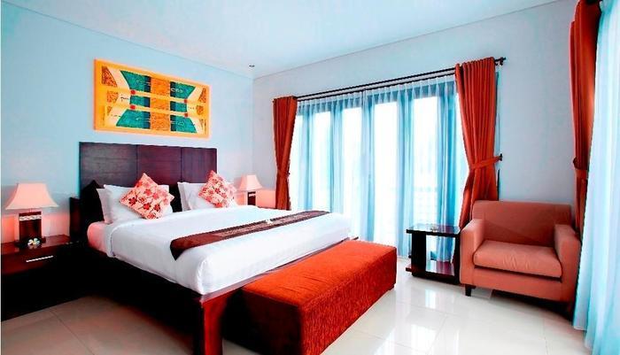 Kubu Manggala Villas Bali - Kamar tidur