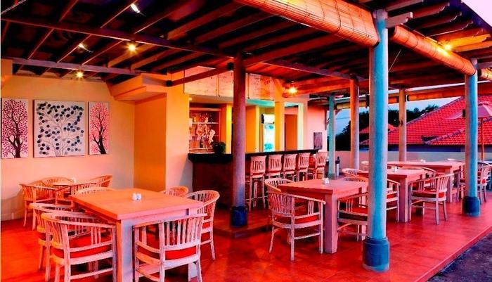 Kubu Manggala Villas Bali - Restoran