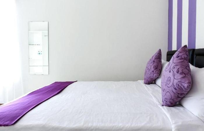 Zatarana Guest House Syariah Bandung - Kamar tidur
