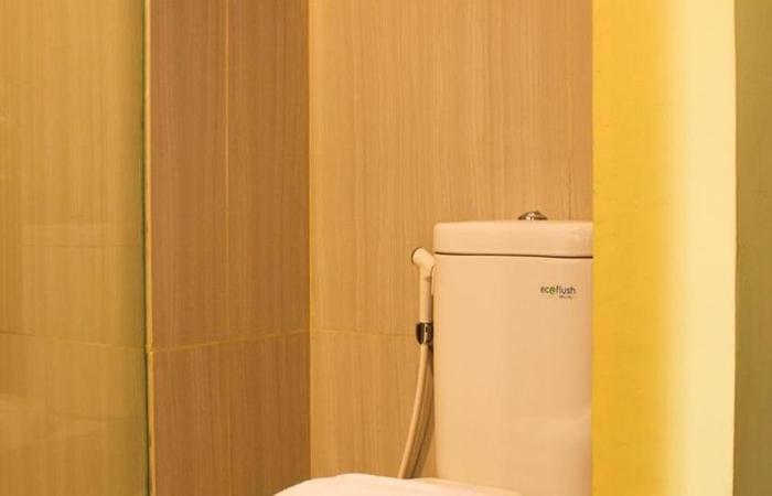 Pesonna Hotel Semarang - Kamar mandi