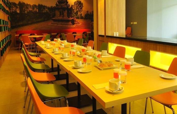 Kyriad Pesonna Hotel Semarang Semarang - Restoran