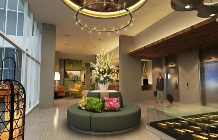 Kyriad Pesonna Hotel Semarang Semarang - Lobi