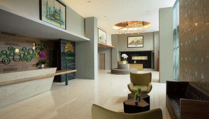 Pesonna Hotel Semarang - Lobby