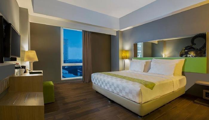 Pesonna Hotel Semarang - Deluxe Queen