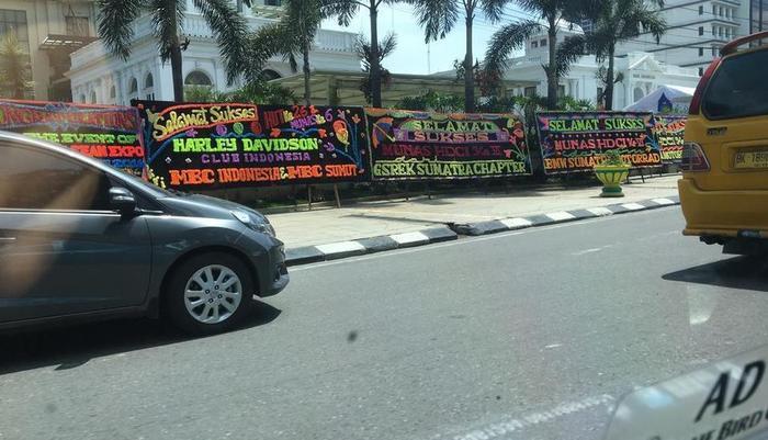 Kualanamu Guest House Medan - Depan Hotel