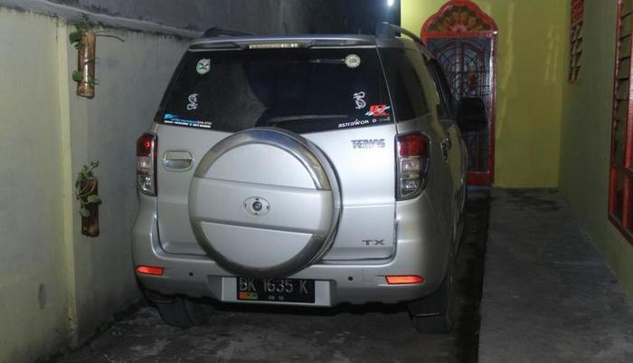 Kualanamu Guest House Medan - Parkiran Kendaraan
