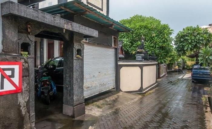 Tinggal Standard Seminyak Gang Rahayu Bali - Eksterior