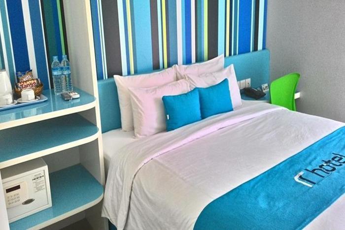 Hotel Roa Roa Palu - Kamar tamu