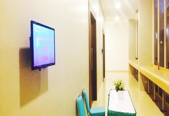 Hotel Roa Roa Palu - Koridor Ruangan Meeting