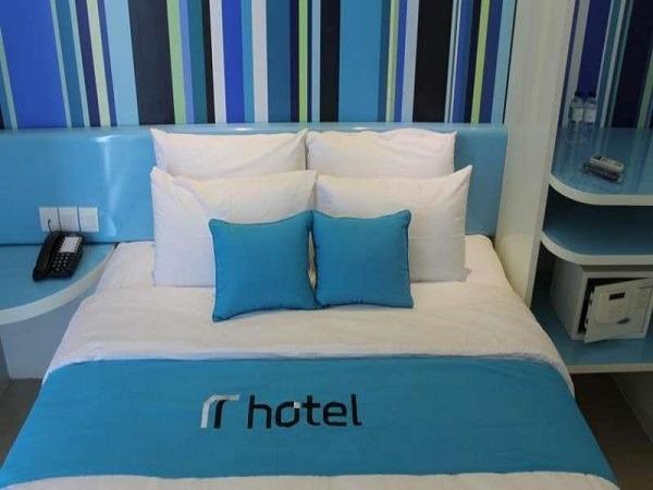Hotel Roa Roa Palu - Kamar Superior Double