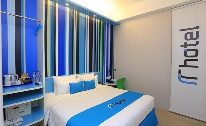 Hotel Roa Roa Palu - Kamar Deluxe Double