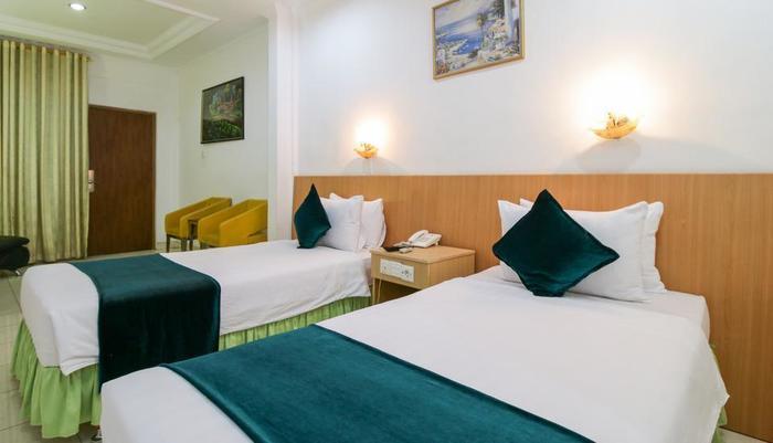 Mariani International Hotel   - Suite Twin