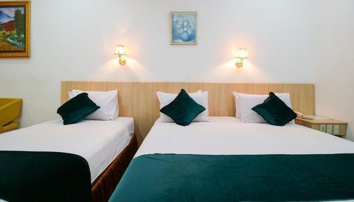 Mariani International Hotel   - Family Room