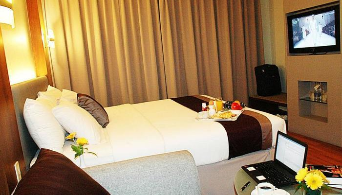 Cemara Hotel Jakarta - Executive Deluxe Single