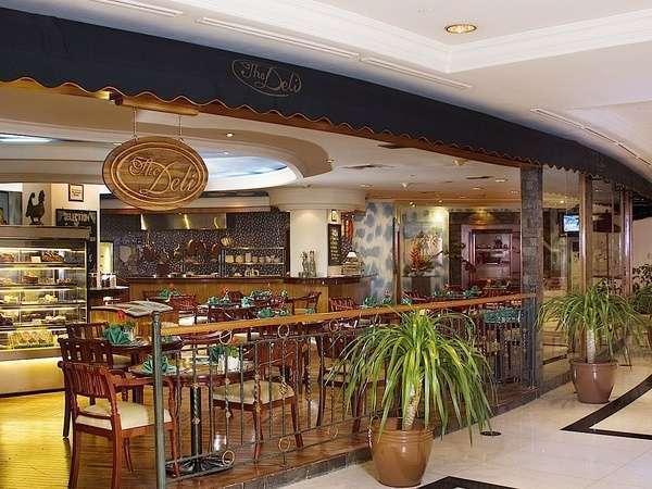 The Media Hotel Jakarta - Deli Cake Shop