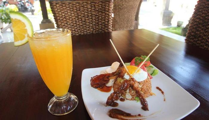 Hotel Ratu Bali - Food & Beverage