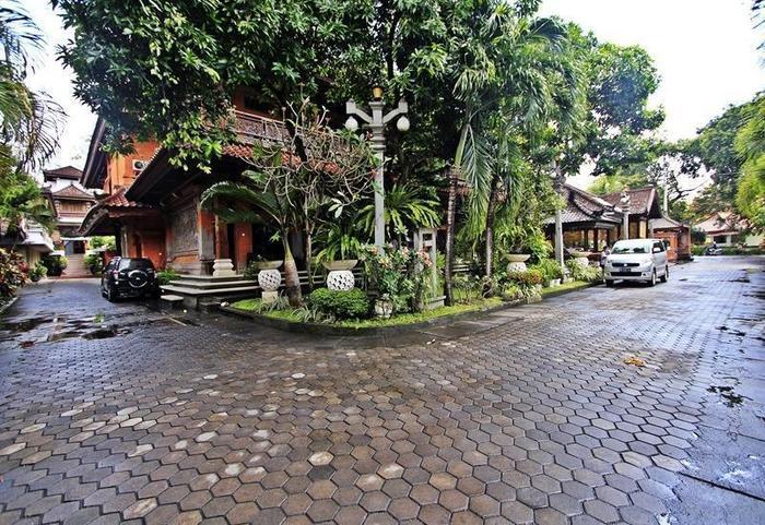 Hotel Ratu Bali - Eksterior