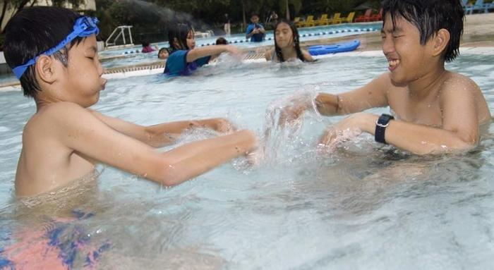 Kota Bukit Indah Plaza Hotel Purwakarta - Kolam Anak