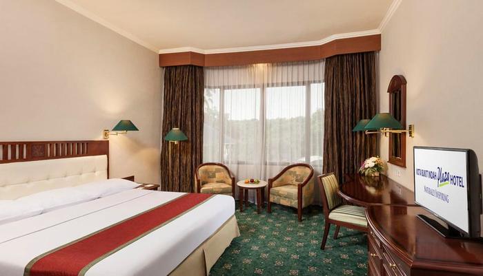 Kota Bukit Indah Plaza Hotel Purwakarta - Kamar Superior