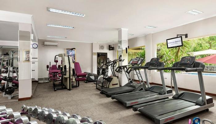 Kota Bukit Indah Plaza Hotel Purwakarta - Gym