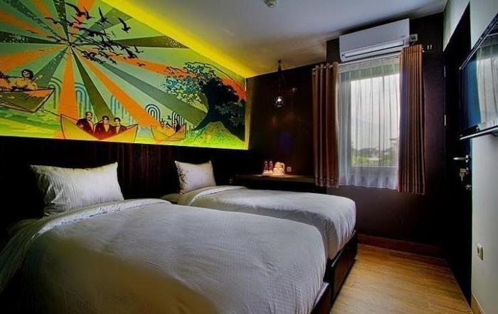 Meotel Purwokerto by DAFAM Purwokerto - Smart Room