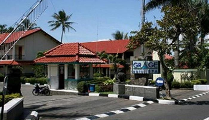 Grage Sangkan Hotel Spa Kuningan - Exterior