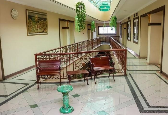 NIDA Rooms Sukajadi Bandung Railway Station Cibogo - Pemandangan Area
