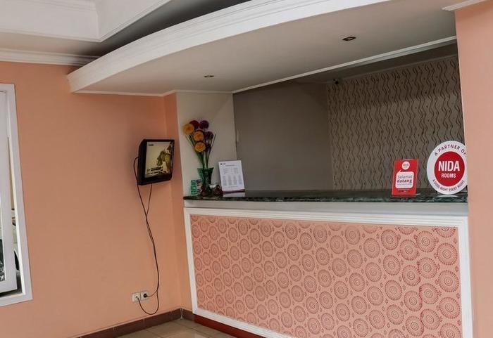 NIDA Rooms Sukajadi Bandung Railway Station Cibogo - Resepsionis
