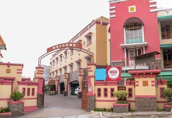 NIDA Rooms Sukajadi Bandung Railway Station Cibogo - Penampilan