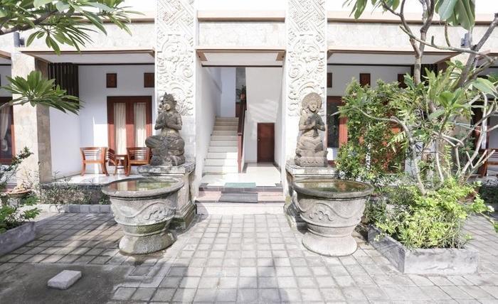 RedDoorz @ Pendawa Kartika Plaza Bali - Eksterior