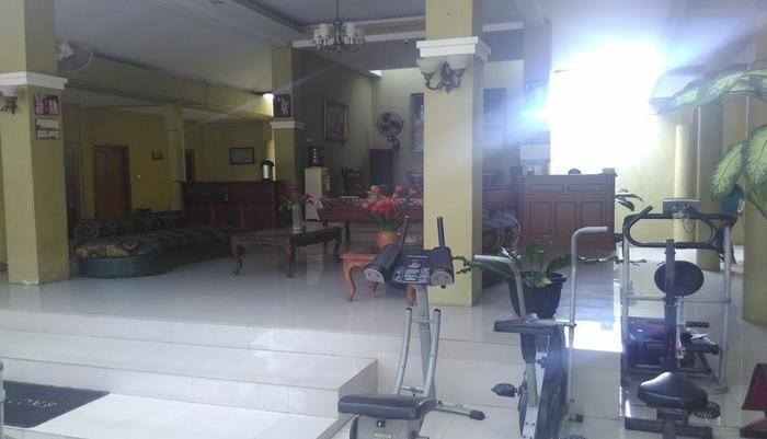 D'Cemara Guest House Jambi - Lobby