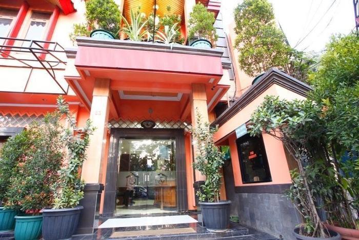 NIDA Rooms Lodaya 83 Lenkong - Penampilan