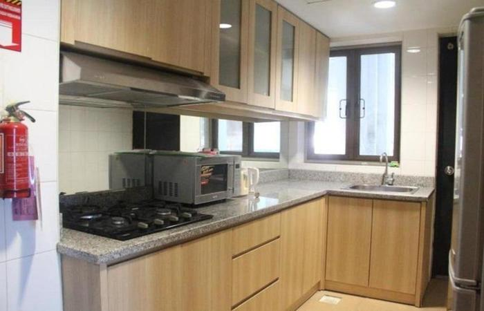 Verwood Hotel and Serviced Residence Surabaya - Dapur