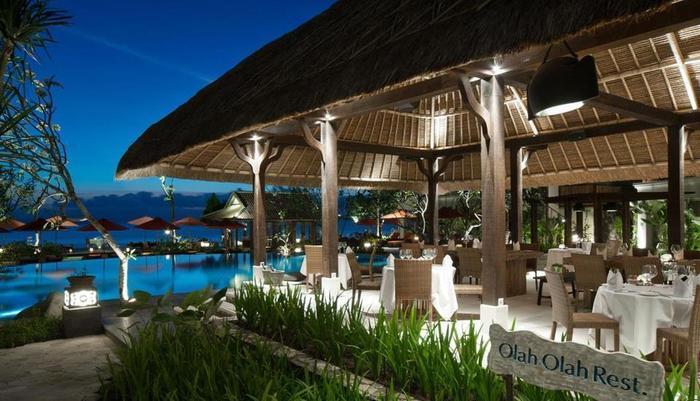 Sudamala Suites & Villas Senggigi Lombok - Restoran
