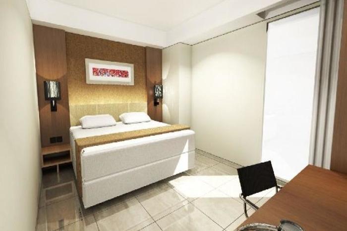 Travello Hotel Bandung - Kamar tamu