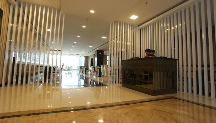 Travello Hotel Bandung - Restoran Emerald