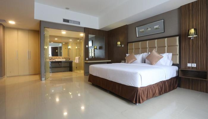 Travello Hotel Bandung - Kamar Suite