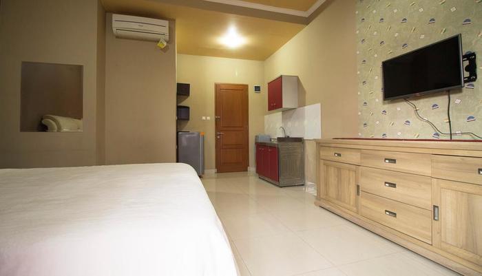 RedDoorz @Cipete Utara 2 Jakarta - Kamar tamu